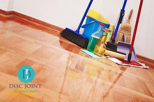 نصائح لتنظيف البيت للسيدات