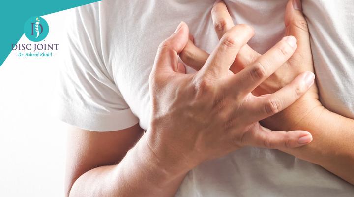 علاج الانزلاق الغضروفي الصدري